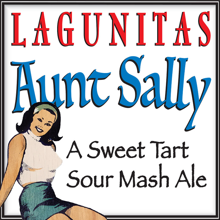Logo of Lagunitas Aunt Sally
