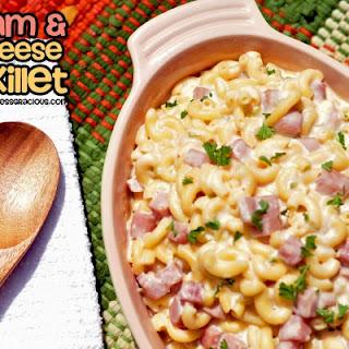 Ham & Cheese Skillet.