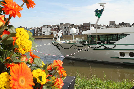 A look at Tauck's newest riverboat, ms Grace, in the Netherlands
