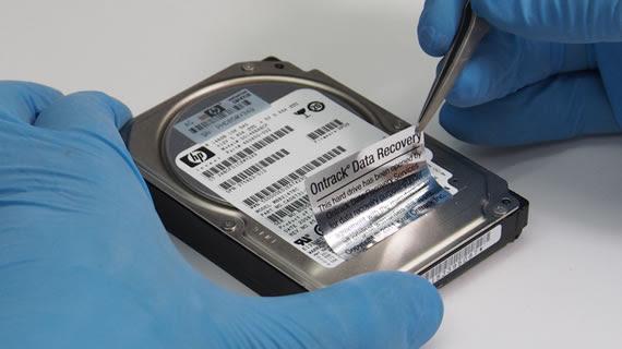 recuperación datos en discos duros