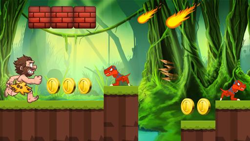 Jungle Caveman Adventure