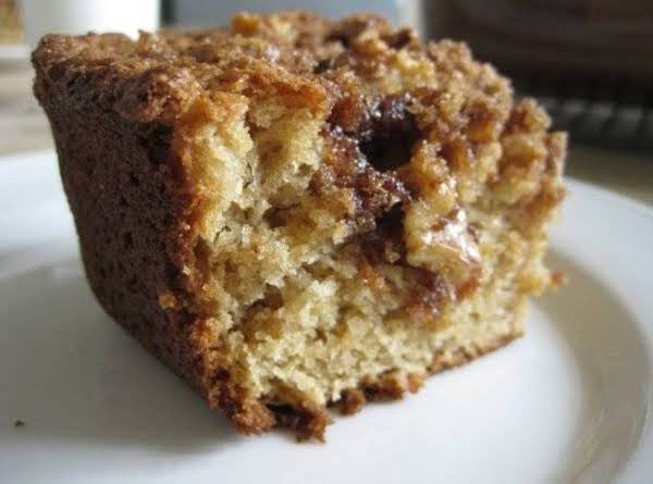 how to make coffee cake with cake mix
