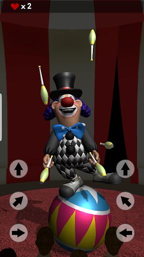 Clown Juggle Mania  screenshots 1