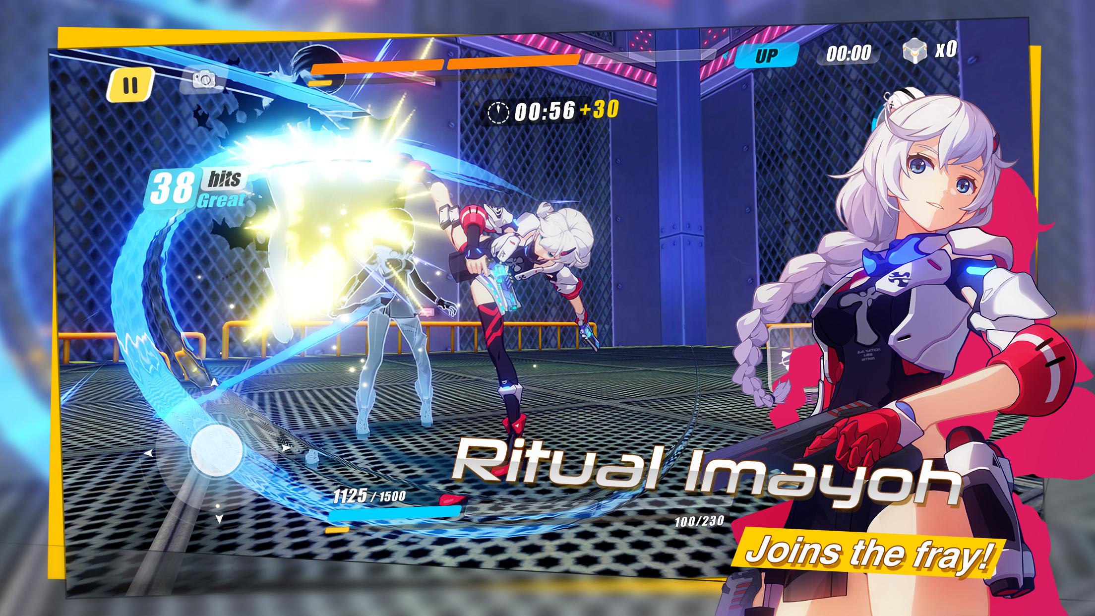 Honkai Impact 3 Mod Apk (Unlimited Crystals) Latest Version Download 1
