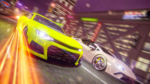 Car Games 2020 : Car Racing Game Futuristic Car android2mod screenshots 5