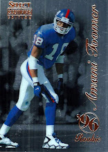 Photo: Amani Toomer 1996 Select Certified RC