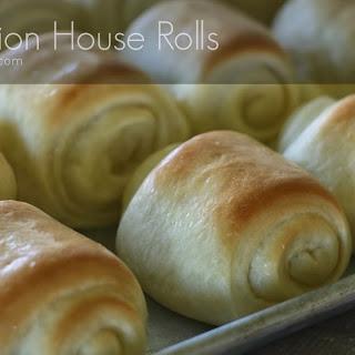 Lion House Rolls Recipe