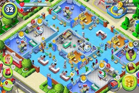 Dream Hospital Mod Apk- Health Care Manager (Free Shopping) 8
