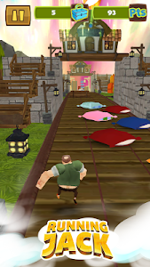 Running Jack: Super Dash Game screenshot 4