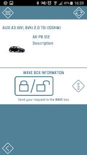 WITTE WAVE - náhled