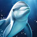 Aqua Blast: Fish Matching 3 Puzzle & Ball Blast icon
