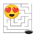 Emoji Maze Games - Challenging Maze Puzzle icon