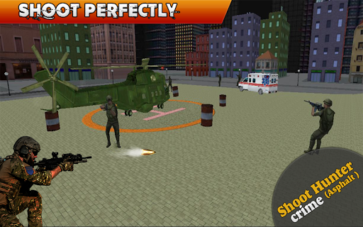 Shoot Hunter Crime Asphalt 1.1 screenshots 2