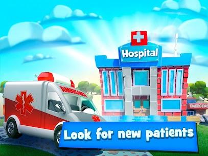 Dream Hospital Mod Apk- Health Care Manager (Free Shopping) 10