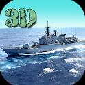 Navy Battleship Simulator icon