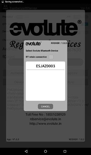 Evolute RD Service 1.0.5 com.evolute.rdservice apkmod.id 3