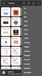 Thailand Radio Online - náhled