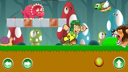 Halloween Monster Run Game 1.0 screenshot 32405