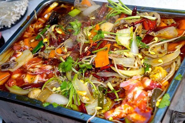 小魚兒重慶碳烤烤魚|食記