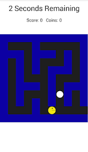 Maze Rush screenshot