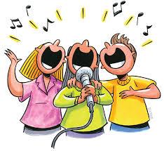 Résultats de recherche d'images pour Â«students singing clipartÂ»