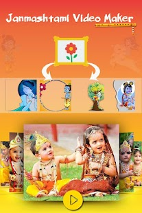 Download Janmashtmi Photo Video Maker For PC Windows and Mac apk screenshot 7