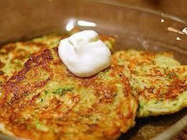 Potato Latkes (pancakes) Recipe