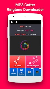 MP3 Cutter & Ringtone Maker - Download - náhled