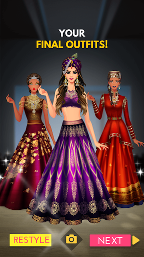 Fashion Diva: Dressup & Makeup screenshot 4