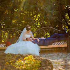 Wedding photographer Irina Slyusarenko (IriSkmv). Photo of 01.11.2017