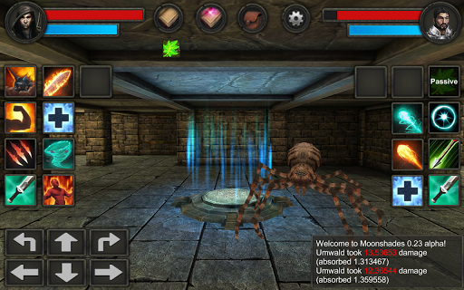 Moonshades: a dungeon crawler RPG 1.4.10 screenshots 6