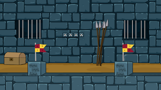 Blue Castle Escape screenshot 3