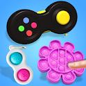 Fidget Cubes 3D Toys - Antistress & anti anxiety icon