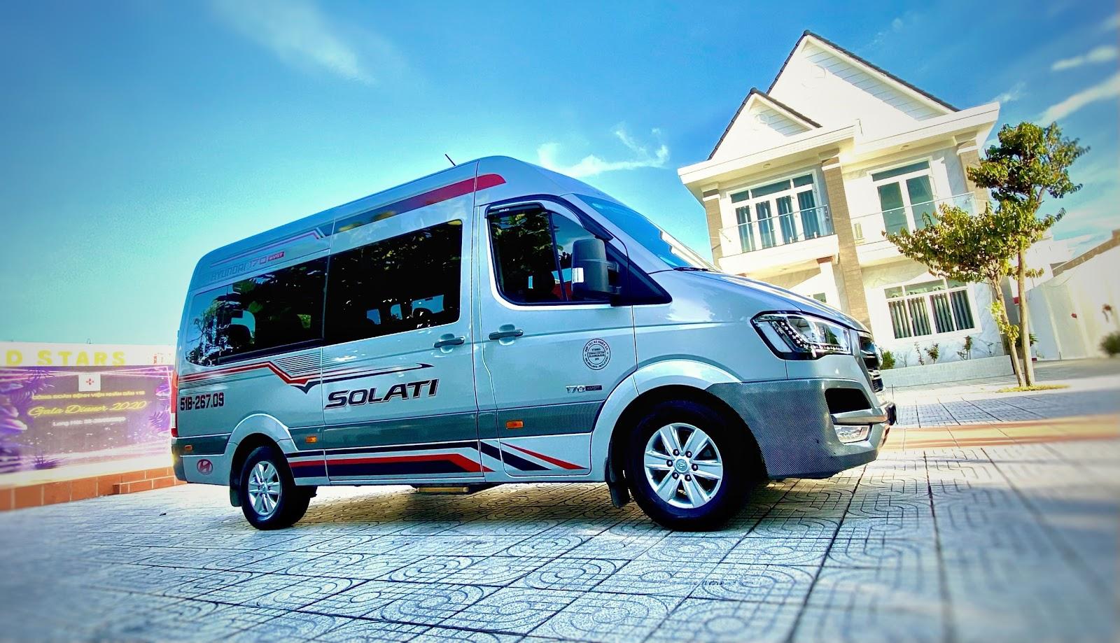 công ty cho thuê xe du lịch rẻ nhất tphcm