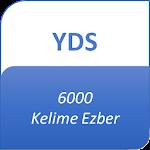 YDS 6000 İngilizce Kelime Ezber Icon