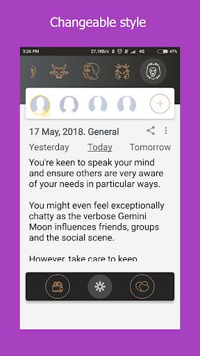Daily Horoscope: Love & Money ® screenshot