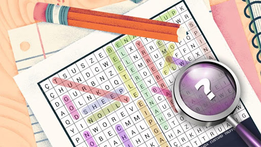 Word Search - Crossword Puzzle Free Games 2.3 screenshots 1