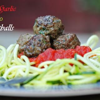 Easy Meatballs for Spaghetti