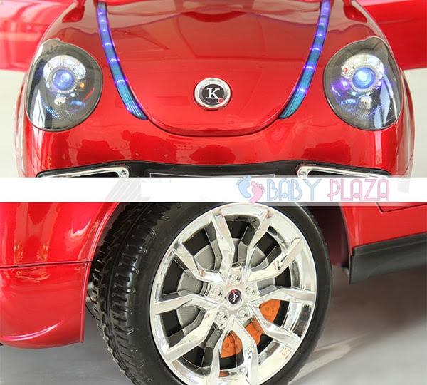 Xe hơi điện trẻ em QK-801 8