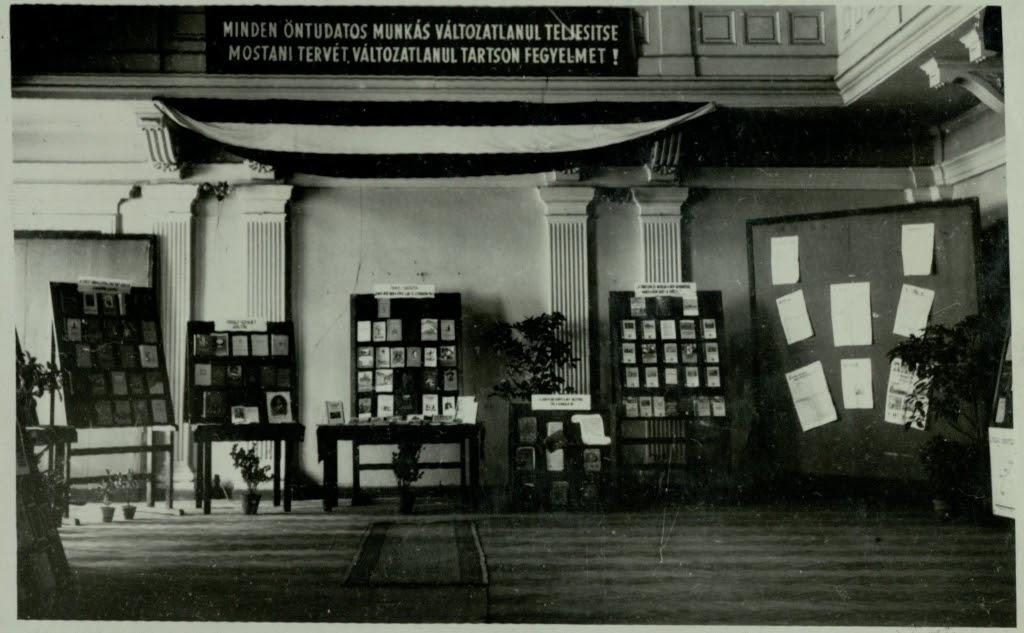 Verseghy Könyvtár 1953