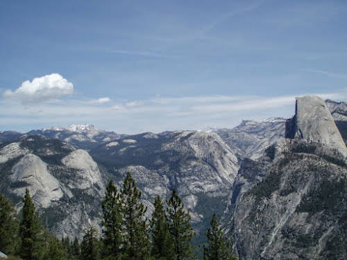 What to Do in Northern California: Attractions & Travel Guide // Half-Dome, Yosemite National Park