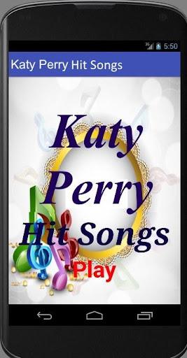 Katy Perry Hit Songs