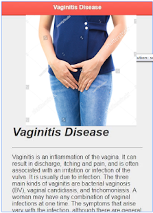 Vaginitis Solution Disease - náhled
