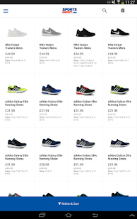 Sports direct- screenshot thumbnail