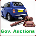 Gov. Vehicle Auction  Listings - All States icon