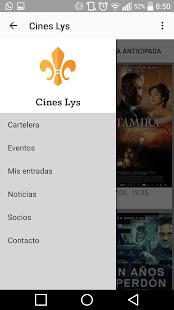 Cines Lys - náhled