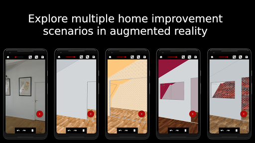 Floor plan - Home improvements in AR - Wodomo 3D Apk 1