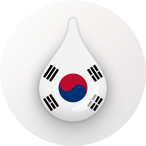 Drops: Learn Korean words & Hangul