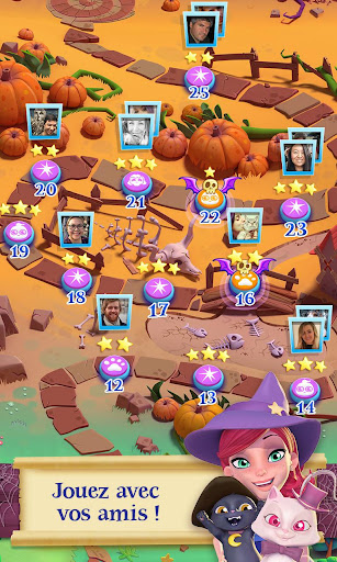 Code Triche Bubble Witch 2 Saga apk mod screenshots 4