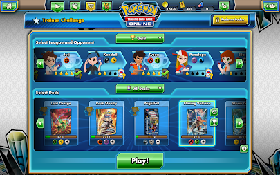Pokémon TCG Online APK screenshot thumbnail 6